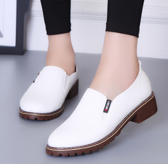 Women'S Casual Fashion Leather Shoes